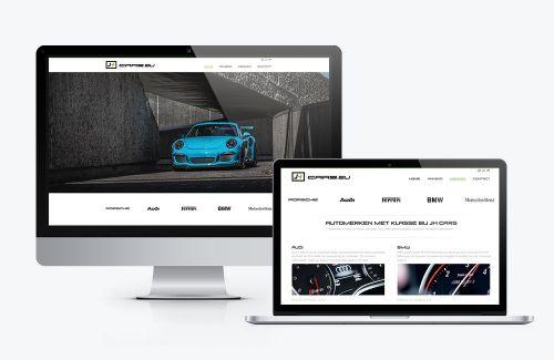 jh cars website