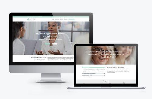 Hypnose zorg nederland website