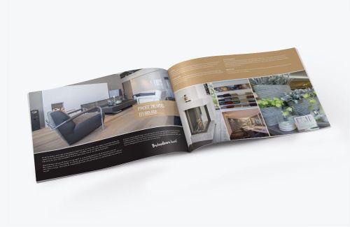 B-Home Living brochure