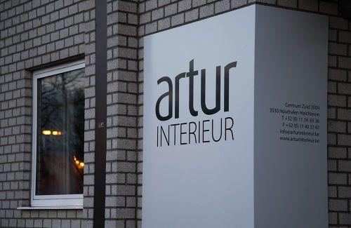 Artur Interieur bord